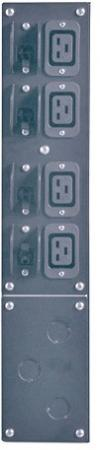 Байпас APC Service Bypass Panel 230V 50A SBP6KRMI2U