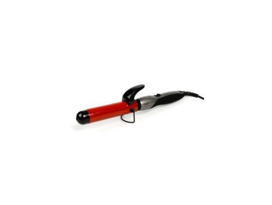 Щипцы для укладки волос GA.MA 33 TOURM черный-красный щипцы для завивки ga ma f21 25 tourm