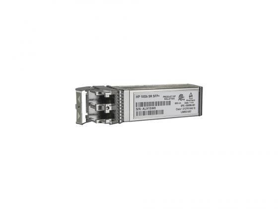 Трансивер HP BLc 10Gb SR SFP+ Opt 455883-B21 трансивер hpe blc 10gb sr sfp opt