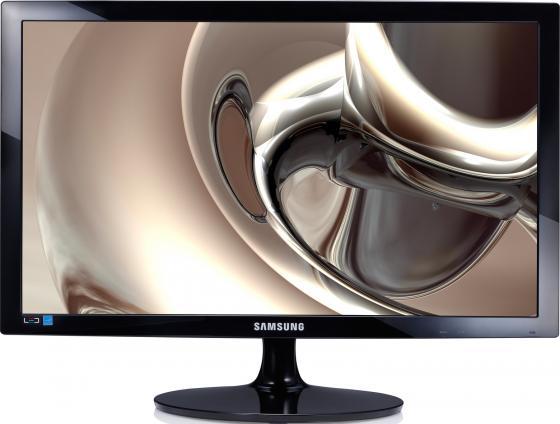 Монитор 21.5 Samsung S22D300NY черный красный TFT-TN 1920x1080 200 cd/m^2 5 ms VGA монитор 22 samsung s22d300ny tn led 1920x1080 5ms vga
