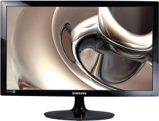 """Монитор 24"""" Samsung S24D300H черный красный TN 1920x1080 250 cd/m^2 2 ms VGA HDMI LS24D300HS/RU"""