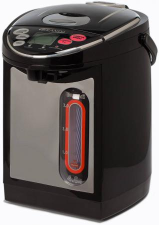 Термопот Brand 4404B 750 Вт чёрный 4 л пластик цена