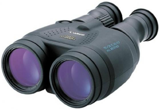 Бинокль Canon 15x50 IS All Weather черный canon canon бинокль 8 × 25 is бинокль