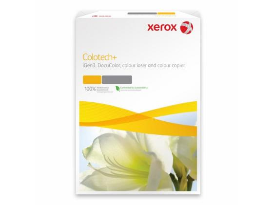 Бумага Xerox Colotech+ A4 120 г/кв.м 500л 003R98847 бумага xerox colotech sra3 160 г кв м 250л 003r98855