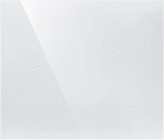 Варочная панель электрическая Gorenje ECT6SY2W белый
