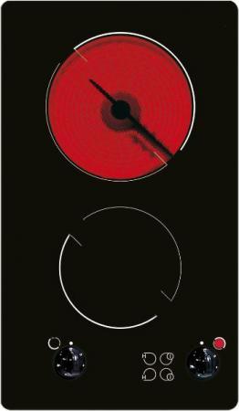 Варочная панель электрическая Hansa BHCI 35133030 черный варочная панель электрическая hansa bhci 63706 черный