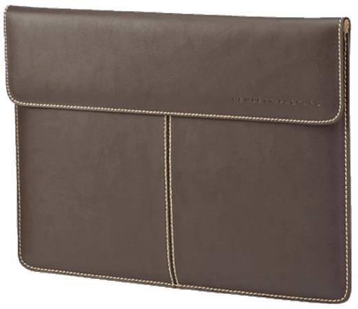 Чехол для ноутбука 13.3 HP Leather Sleeve F3W21AA