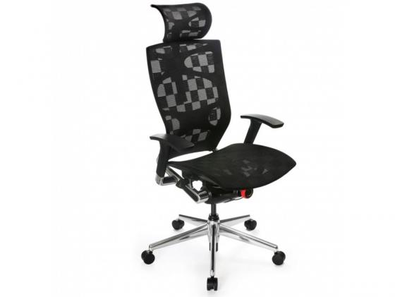 Кресло Buro 811 BLACK сетка черный зонт knirps 811 x1 black