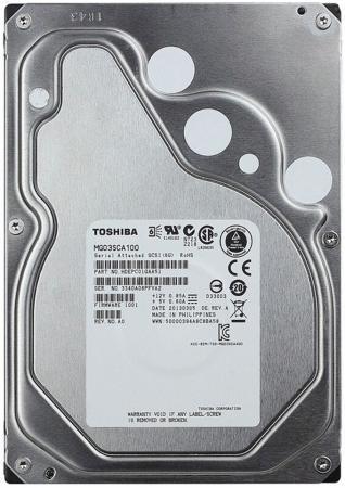 Жесткий диск 3.5 SAS 1Tb 7200rpm 64Mb Toshiba MG03SCA100 внешний накопитель 64gb usb drive