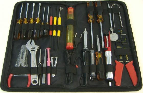 Набор инструментов Ningbo TC-1111/ТК-1 26шт 801679 Buro