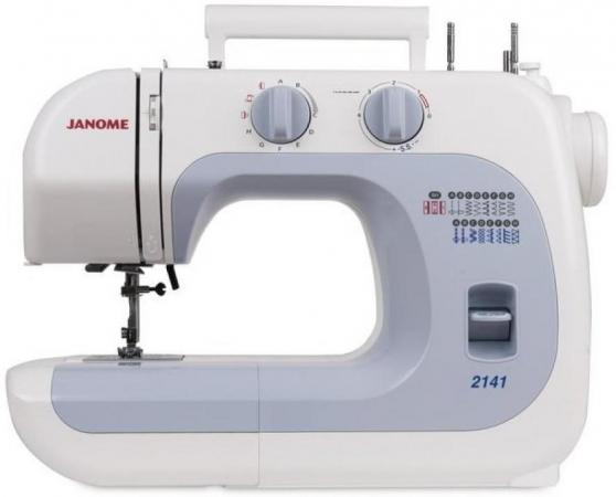 Швейная машина Janome 2141 белый швейная машина janome sew dream 510 белый