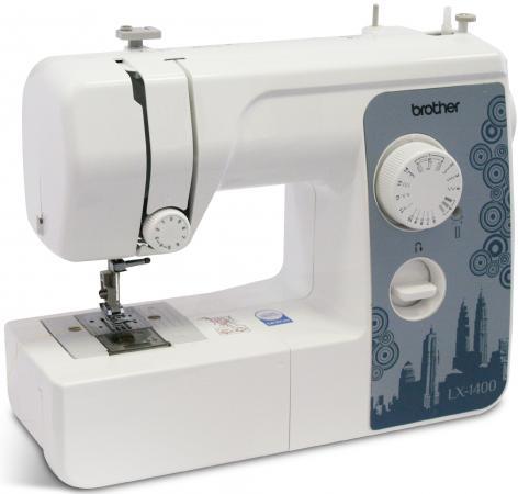 Швейная машина Brother LX-1400 белый все цены