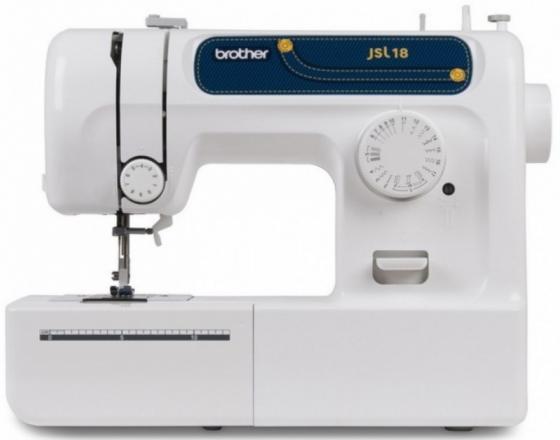 Швейная машина Brother JSL-18 V белый