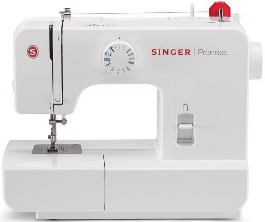 Швейная машина Singer Promise 1408 белый [супермаркет] джингдонг сингер singer швейная машина бытовая электрическая многофункциональная 5511