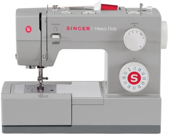 Швейная машина Singer Heavy Duty 4423 серый цена в Москве и Питере
