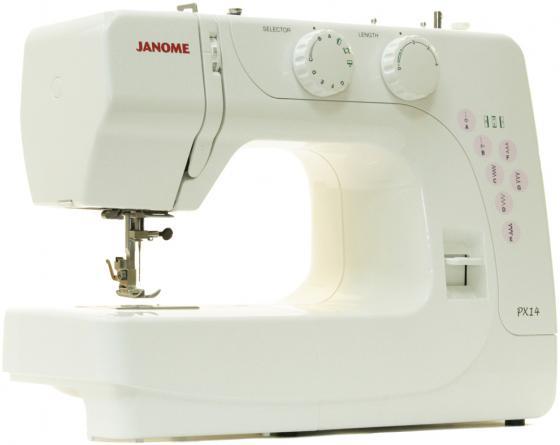 Швейная машина Janome PX-14 белый недорго, оригинальная цена