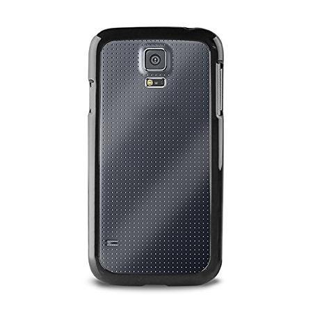 Чехол PURO для Galaxy S5 черный SGS5CLEARBLK puro flag cover canada