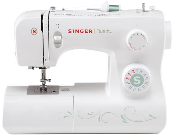 Швейная машина Singer Talent 3321 белый цена