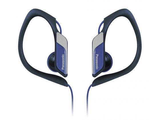 Фото - Наушники Panasonic RP-HS34E-A 1.2м синий скакалка starfit rp 104 с подшипниками цвет синий черный длина 3 05 м