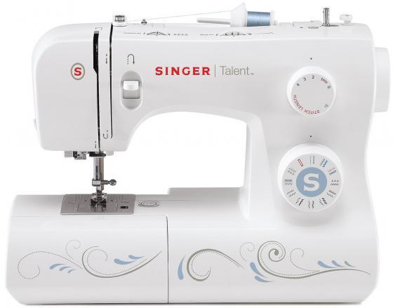 лучшая цена Швейная машина Singer Talent 3323 белый