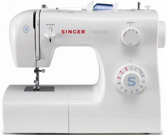 Швейная машина Singer TRADITION 2259 белый [супермаркет] джингдонг сингер singer швейная машина бытовая электрическая многофункциональная 5511