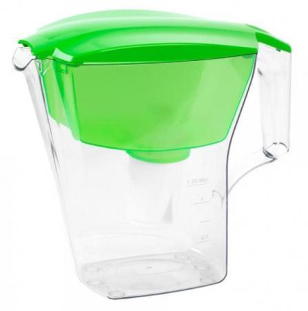 Фильтр для воды Аквафор АРТ кувшин зеленый фильтр арт аквафор арт
