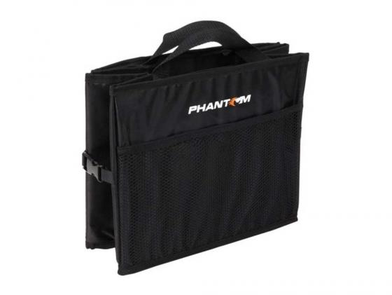 Органайзер Phantom PH5902 в багажник складной черный цена