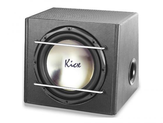 Сабвуфер Kicx ICQ 301BPA динамик 12 30см 300-550Вт 4Ом kicx angry ant 4 100
