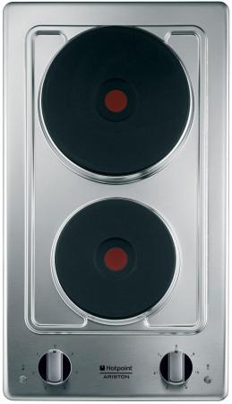Варочная панель электрическая Ariston DK 02 (IX) серебристый