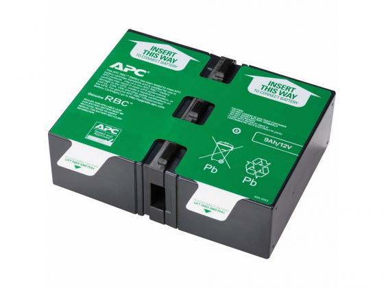 Батарея APC APCRBC124 Replacement Battery Cartridge 124 батарея для ибп apc apcrbc124
