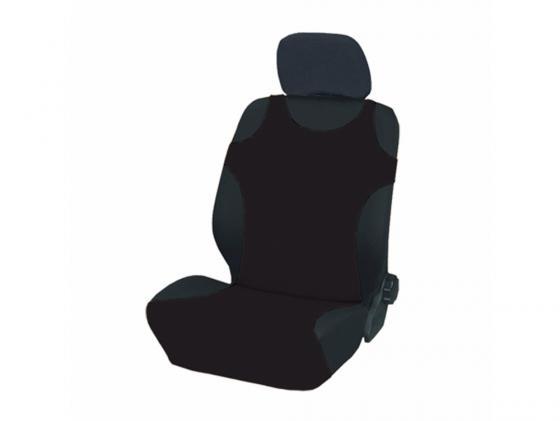 Чехол Phantom PH5062 на переднее сиденье черный 2шт чехол phantom ph5062 на переднее сиденье черный 2шт