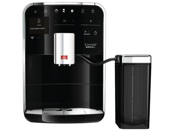 цена на Кофемашина Melitta Caffeo Barista TS F 750-102 1450 Вт черный