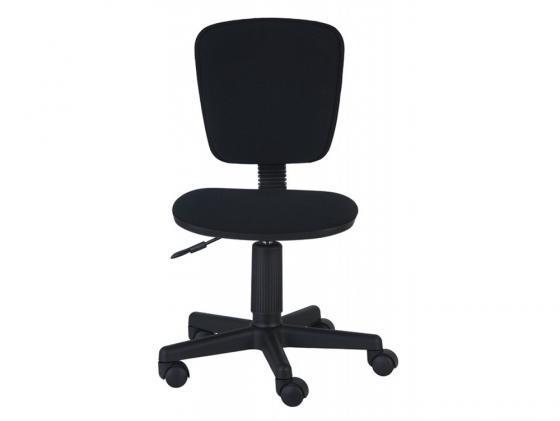 Кресло Buro CH-204NX/26-28 черный кресло бюрократ ch 204nx на колесиках ткань черный [ch 204nx 26 28]