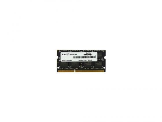 Оперативная память для ноутбуков SO-DDR3 4Gb PC12800 1600MHz AMD R534G1601S1S-UO OEM amd amd r53 g1601u1s uo