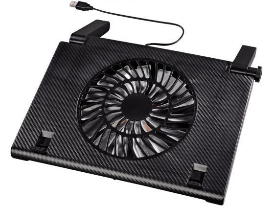 """все цены на Подставка для ноутбука 15.6"""" Hama H-54116 охлаждающая черный онлайн"""