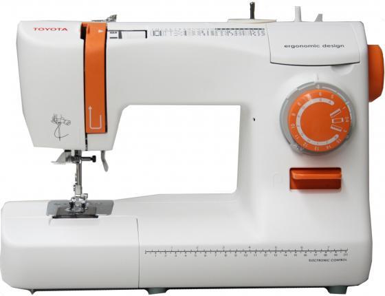 Швейная машина Toyota ECO 26B белый цены онлайн