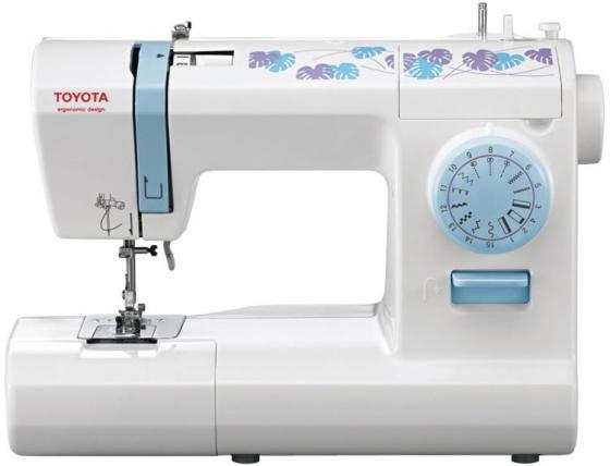 Швейная машина Toyota ECO 15CB белый цены онлайн