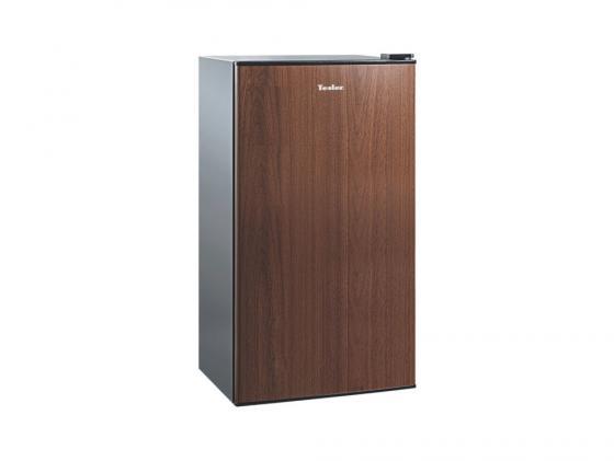 Холодильник TESLER RC-95 коричневый морозильник tesler rf 90 белый