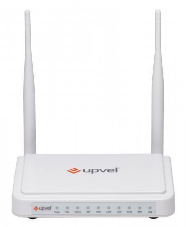 Беспроводной маршрутизатор Upvel UR-354AN4G 4xLAN 10/100 Мбит/с Wi-Fi 802.11n 300 Мбит/с wi fi роутер upvel ur 825ac