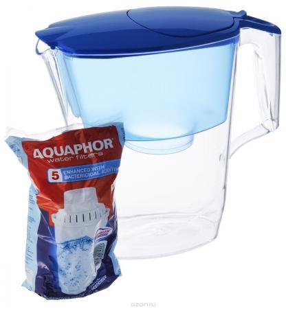 Фильтр для воды Аквафор УЛЬТРА кувшин синий 3eb10047 2c