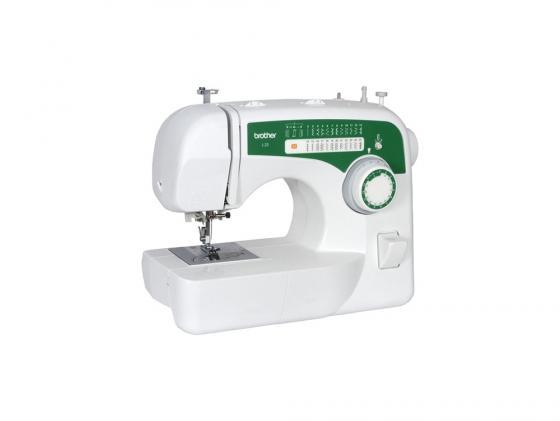 Швейная машина Brother L-25 бело-зеленый