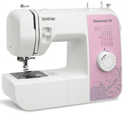 Швейная машина Brother Universal 25 бело-розовый