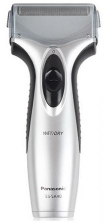 Бритва Panasonic ES-SA40-S520 серебристый чёрный бумага цветная 10 листов 10 цветов двухсторонняя герои в масках