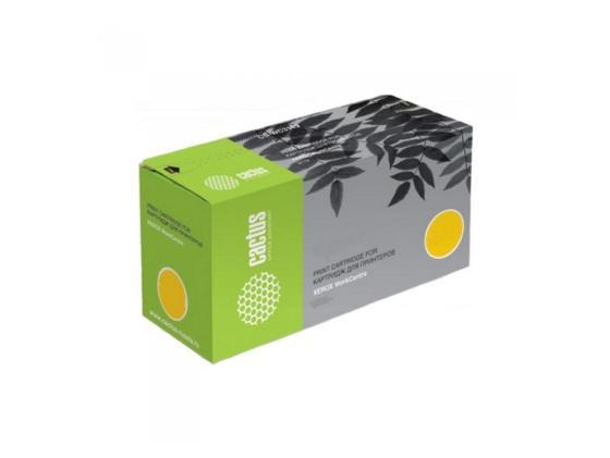 Картридж Cactus CS-CE412A для HP CLJ Pro 300 Color M351 /Pro 400 Color M451 желтый 2600стр картридж cactus cs ept1634 для epson wf 2010 2510 2520 2530 2540 2630 2650 2660 желтый