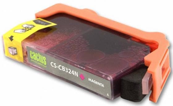 Картридж Cactus CS-CB324N №178XLN для HP PhotoSmart B8553/C5383/C6383 пурпурный 14.6мл картридж hp cb323he 178xl cyan для c5383 c6383 b8553 d5463