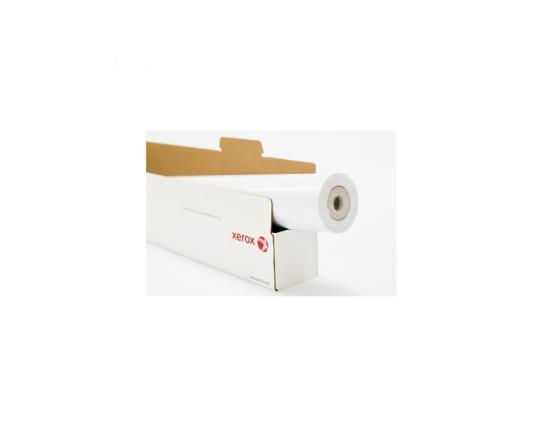 Бумага для плоттера Xerox 610мм x 50м 75г/м2 рулон для струйной печати 450L90501