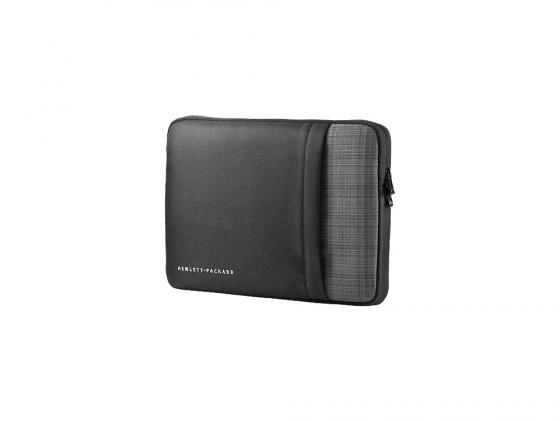 Чехол для ноутбука 12.5 HP UltraBook Sleeve синтетика черный F7Z98AA аккумулятор для ноутбука hp compaq hstnn lb12 hstnn ib12 hstnn c02c hstnn ub12 hstnn ib27 nc4200 nc4400 tc4200 6cell tc4400 hstnn ib12