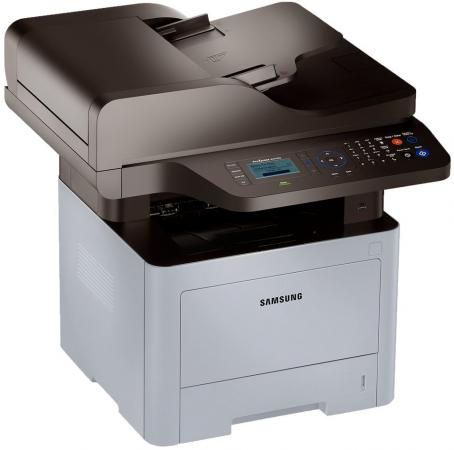МФУ Samsung SL-M4070FR/XEV ч/б A4 38ppm 1200x1200dpi Ethernet USB