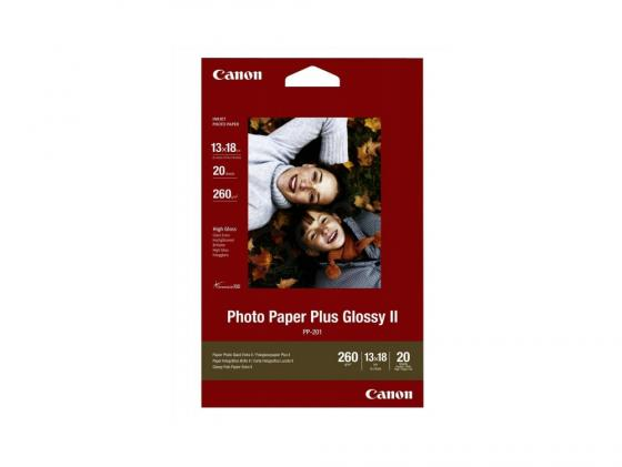 цена на Бумага Canon PP-201 А4 275 г/кв.м глянцевая 2311B019 20л