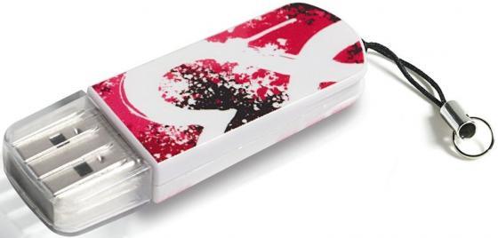 Флешка USB 8Gb Verbatim Store n Go Mini 98165 USB2.0 красный цена